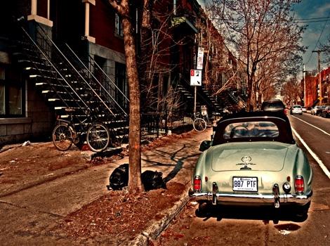 St Denis, Montreal