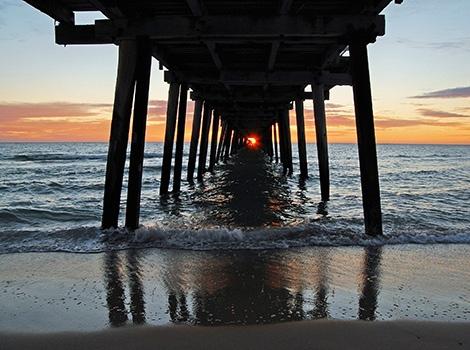 Henley Beach Jetty, SA