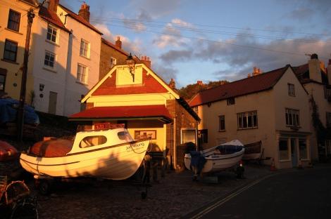 Boathouse, RHB