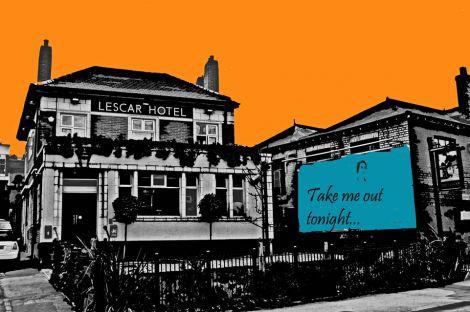 The Lescar  orange
