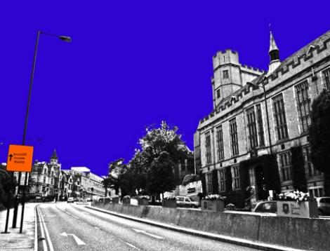 Firth Court, Deep Purple