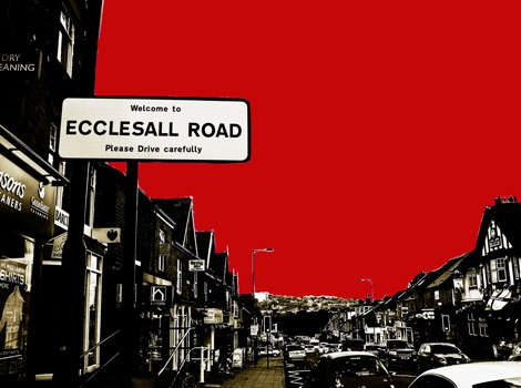 Ecclesall Road   Red