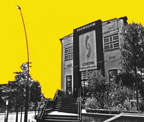 Showroom Cinema   Yellow