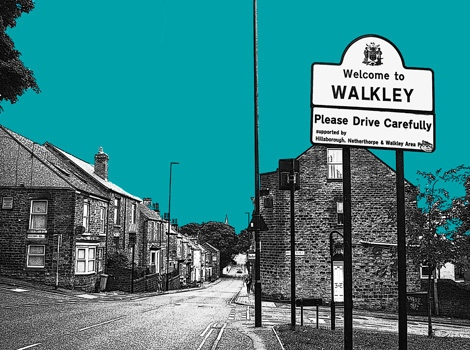 Walkley - Bottle Green