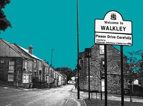 Walkley - Bottle Green