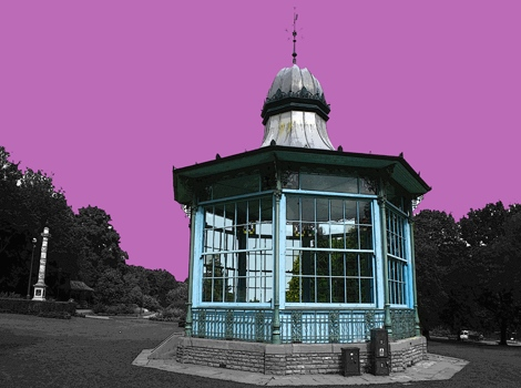The Bandstand, Weston Park