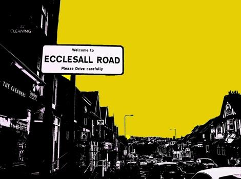 Ecclesall Road yellow