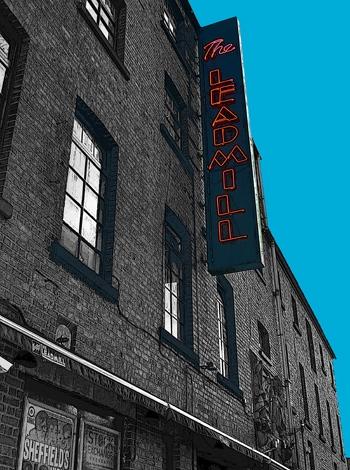 Leadmill   Blue