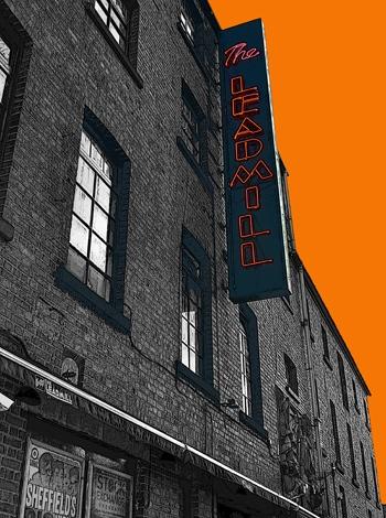 Leadmill   Orange