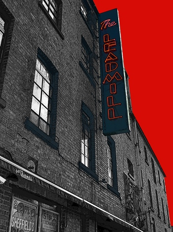 Leadmill  Red