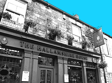The Hallamshire House
