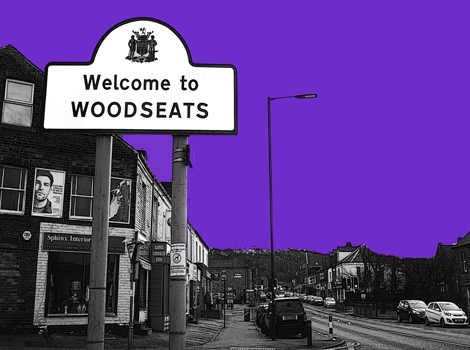 Woodseats (Purple)