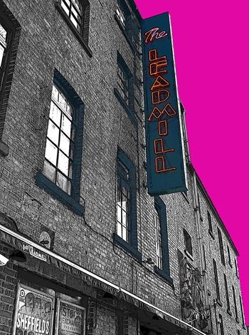 Leadmill  Pink