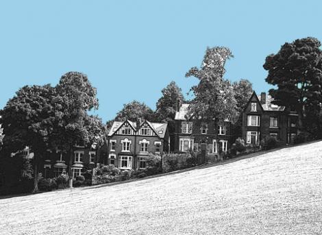 Meersbrook Park (Pastel Blue)