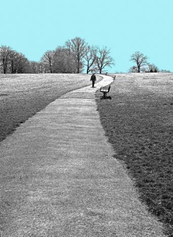 Walker, Meersbrook Park (Pastel Blue)